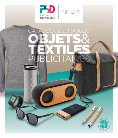 OG10 PROMOSUD by Objectif Goodies issuu