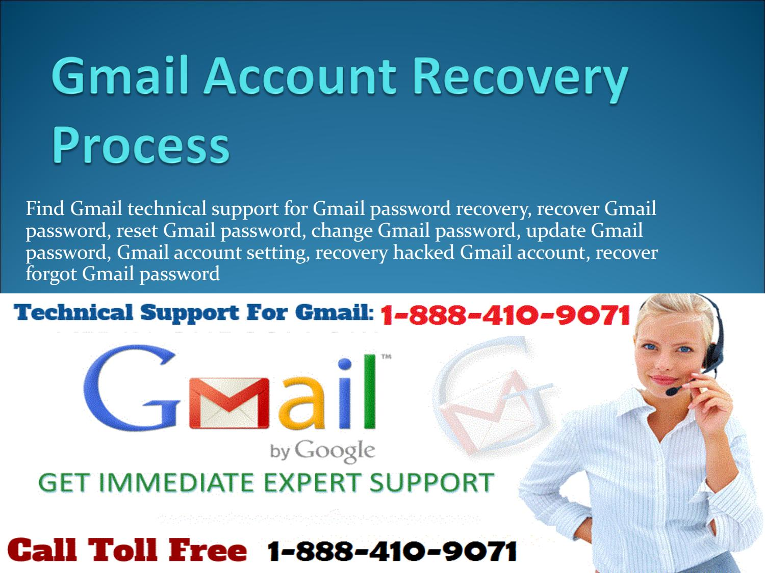 Gmail Password Recovery| 1-888-410-9071 Gmail Support by