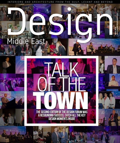 Groovy Design Middle East April 2019 By Design Middle East Issuu Ibusinesslaw Wood Chair Design Ideas Ibusinesslaworg