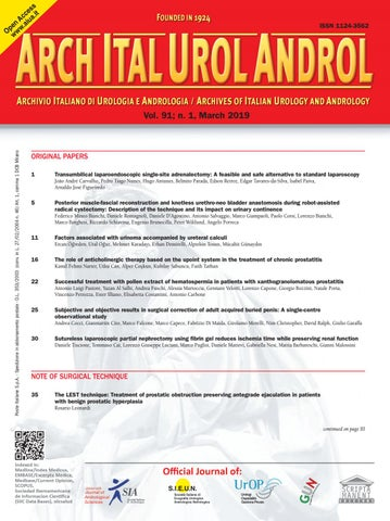 adenoma de próstata cardinal massaia astilla