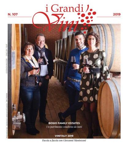 Calendario Imbottigliamento Vino 2020 Pdf.I Grandi Vini Marzo Aprile 2019 By I Grandi Vini Issuu