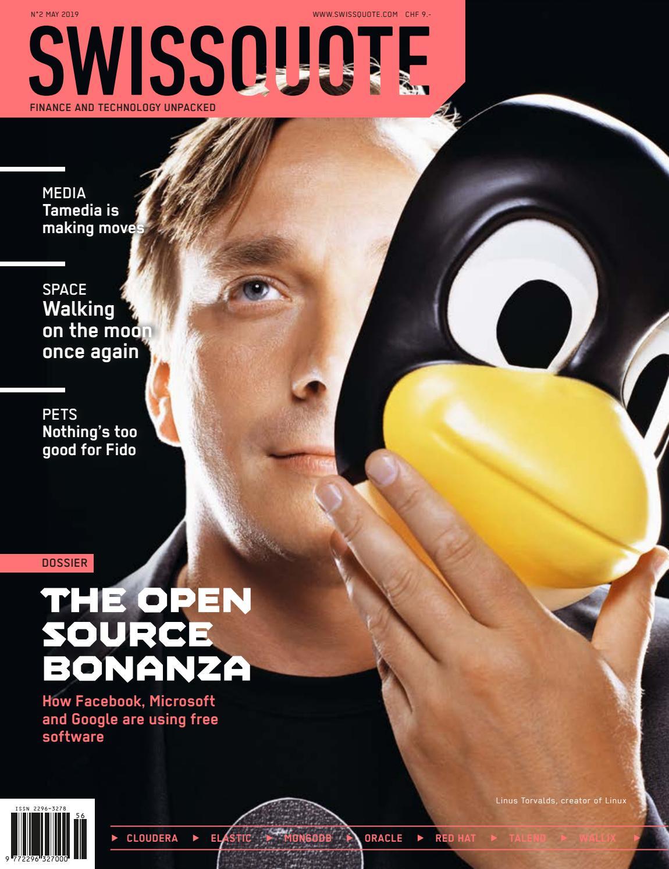 Swissquote Magazine 02/19 - english by Swissquote - issuu