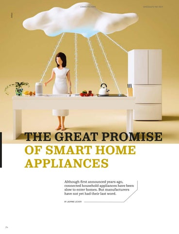 Page 26 of The great promise of smart home appliances