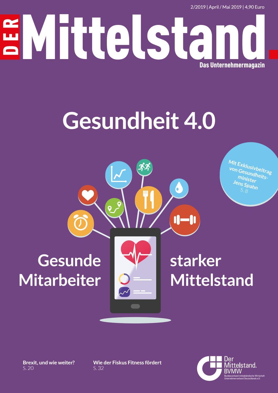 d102861d3e653d DER Mittelstand. 02 2019 by mattheis werbeagentur gmbh - issuu