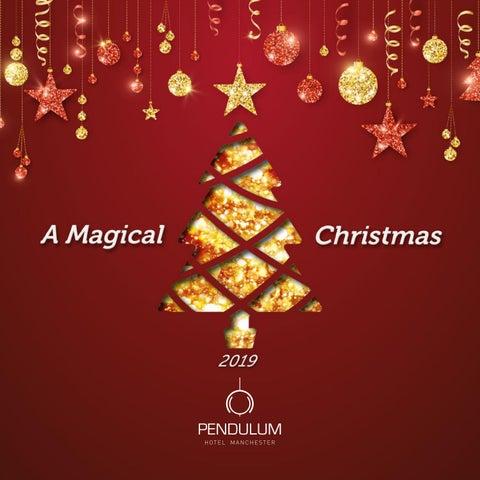 A Christmas To Remember 2019.Pendulum Christmas Brochure 2019 By Brandnewfuture Issuu