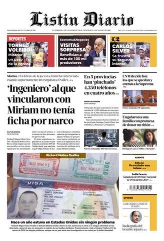 LD 04-04-2019 by Listín Diario - issuu