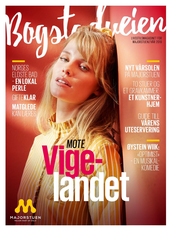 e66c64fb Bogstadveien Magasinet Vår 2019 by bmagasinet - issuu