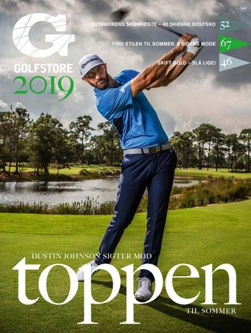 cad1cbd3101 Golfstore Magazine 2019 DK by Golfstore Group - issuu