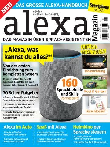 Alexa Magazin By Cda Verlag Issuu
