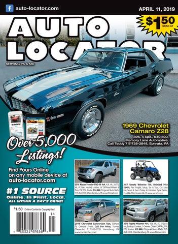 04-11-19 Auto Locator by Auto Locator and Auto Connection - issuu