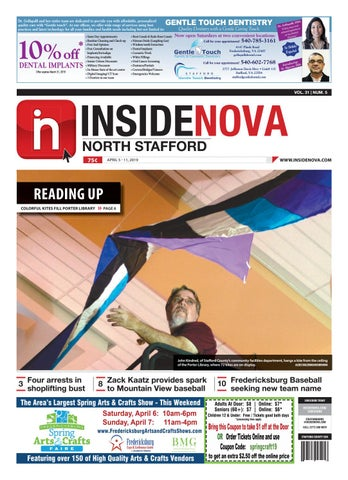 InsideNoVa/North Stafford, April 5, 2019 by InsideNoVa - issuu