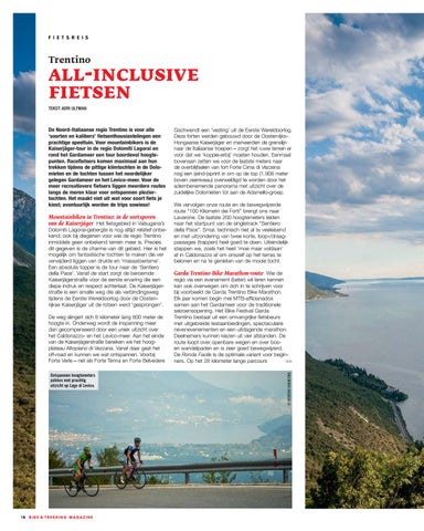 Page 18 of Trentino, All-inclusive cycling hotspot