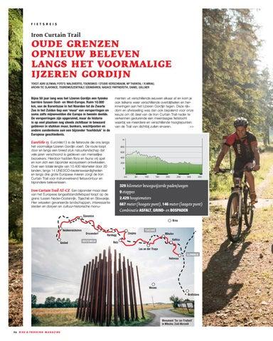 Page 36 of Iron Curtain Trail. Op de fiets oude grenzen opnieuw beleven