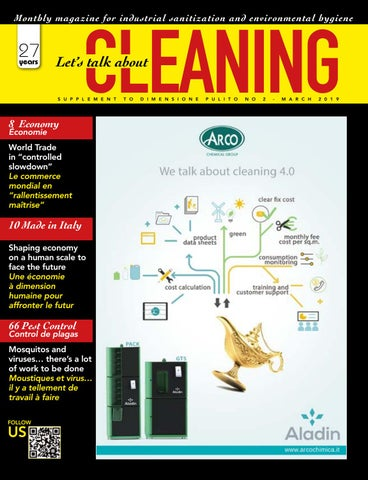 Let S Talk About Cleaning March 2019 By Quine Business Publisher