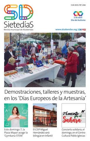 7208bdcb Sietedías Nº1466 by Ayuntamiento de la Ciudad de Alcobendas - issuu