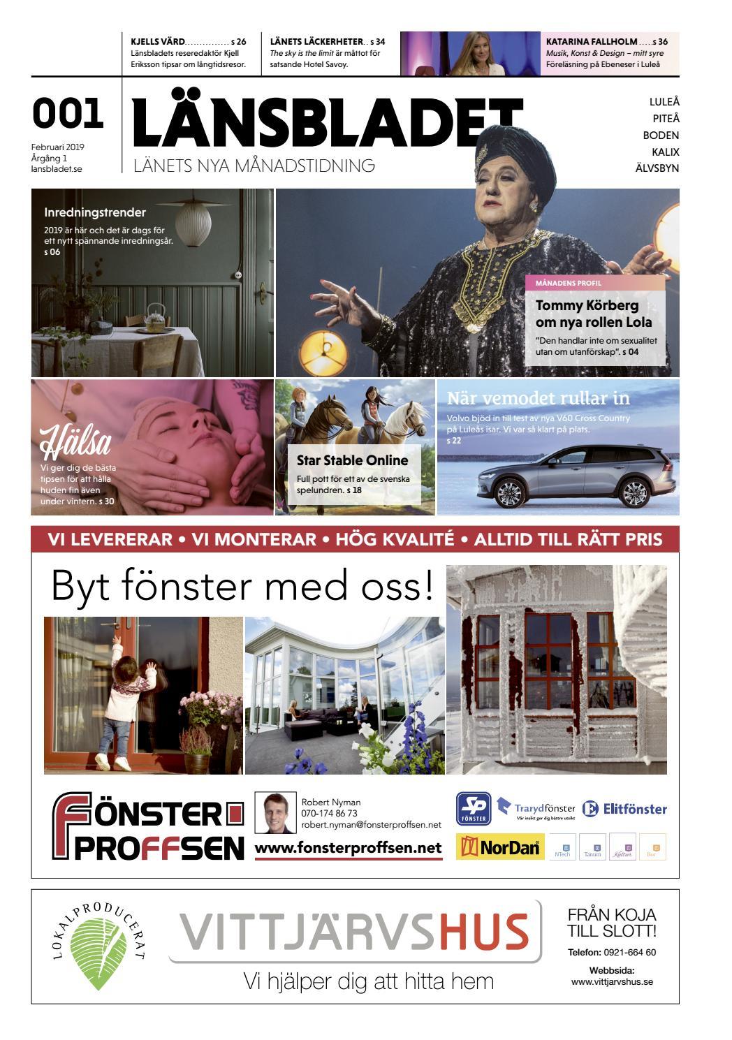 f93928596900 Länsbladet 001 - Piteå by lansbladet - issuu