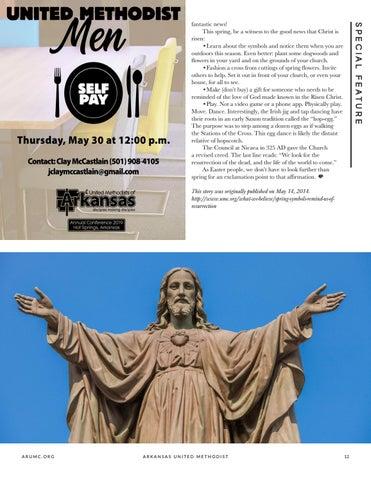 Page 13 of Spring symbols remind us of Resurrection