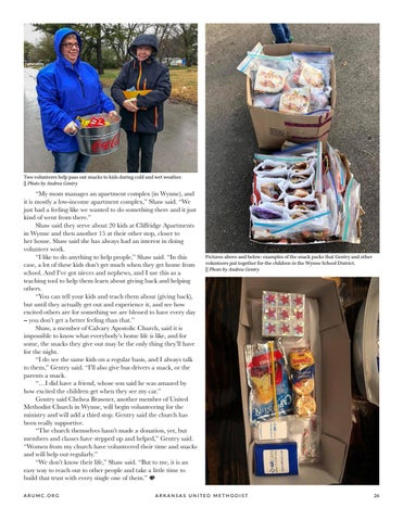 Page 27 of School bus stop ministry keeps kids happy and full