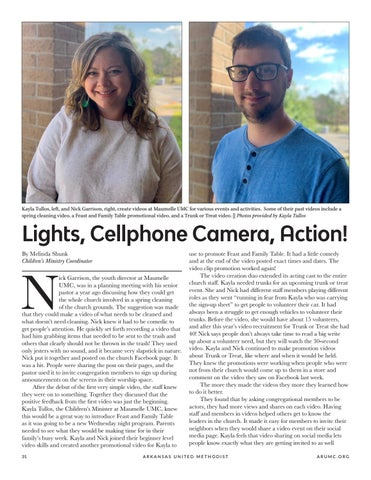 Page 32 of Lights, Cellphone Camera, Action!