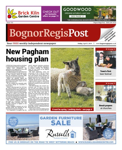 By Newspapers Issuu Issue Post 153 Regis Bognor NknP80wXO