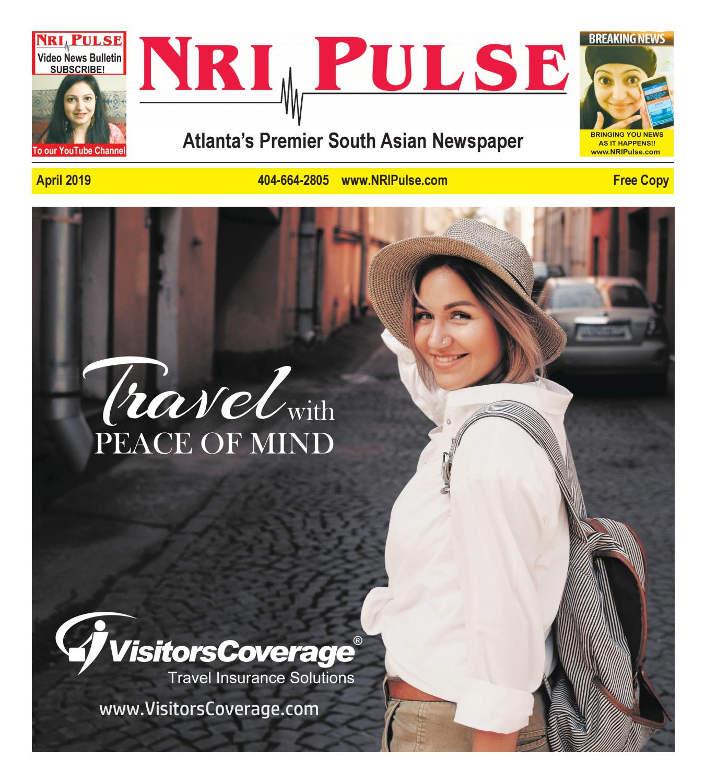 NRI Pulse April 2019 Print Issue by NRI Pulse - issuu