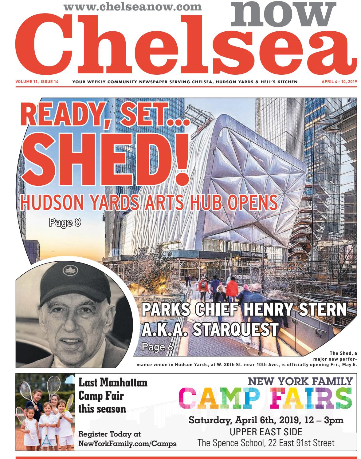 Chelsea Now - April 4, 2019 by Schneps Media - issuu