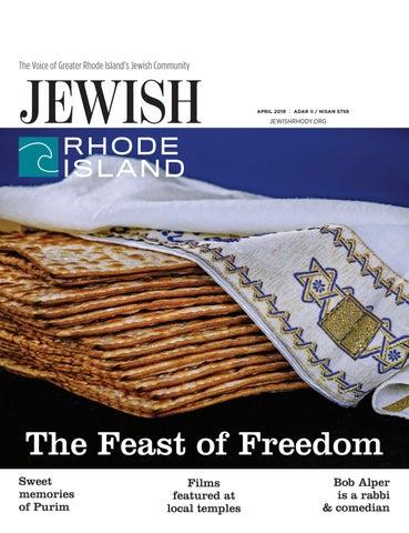 April 4, 2019 by Jewish Rhode Island - issuu