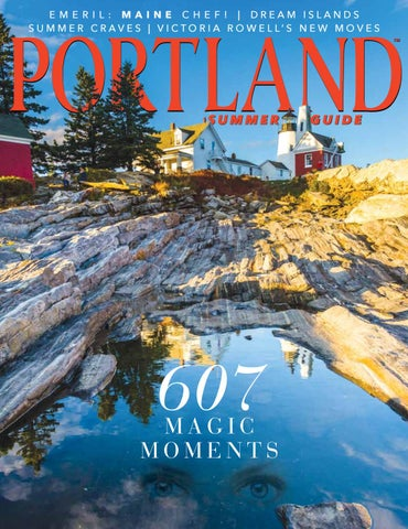 Portland Monthly Magazine Summerguide 2018 by ... on