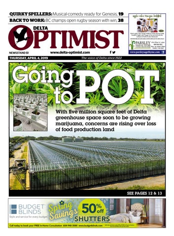 Eating Our Way Through Wisconsin Film 7228 >> Delta Optimist April 4 2019 By Delta Optimist Issuu