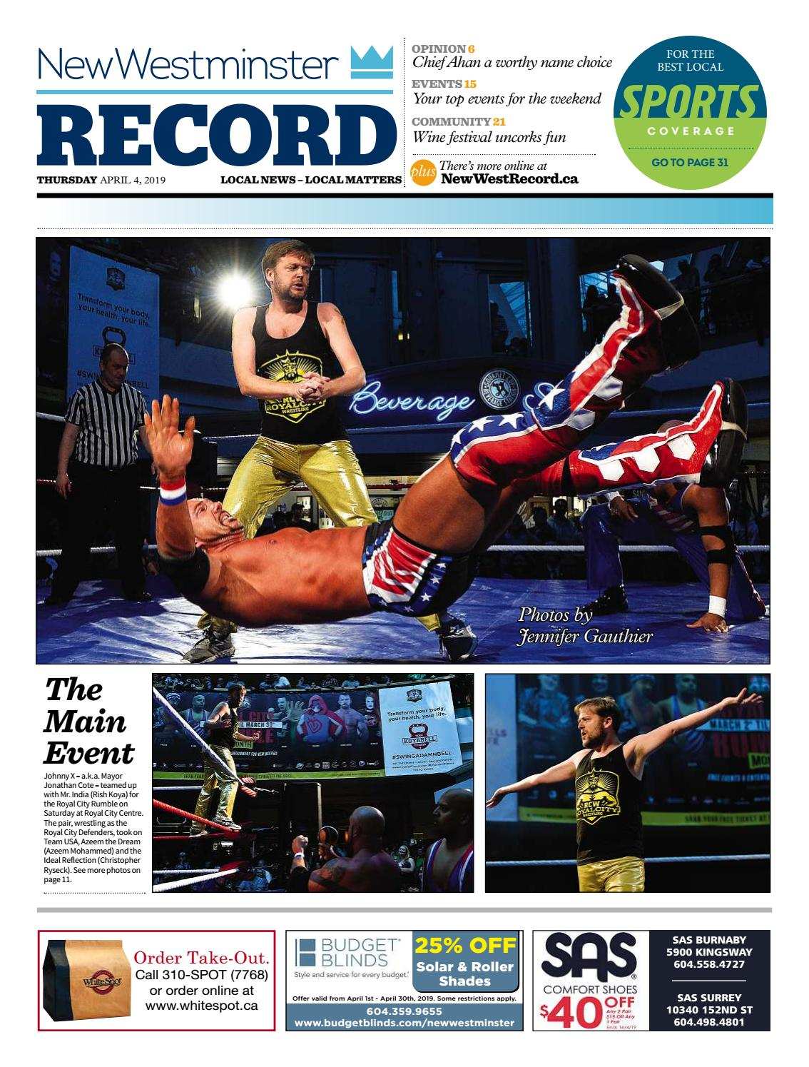 new westminster record april 4 2019 by royal city record issuu rh issuu com