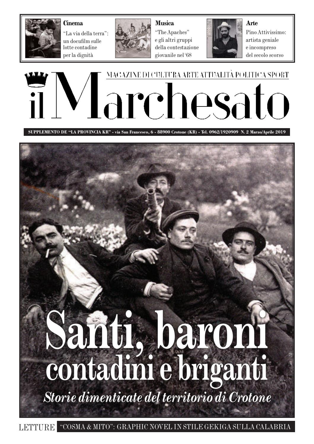 Marchesato Il By Media24 Issuu Works SMVLqUzjpG