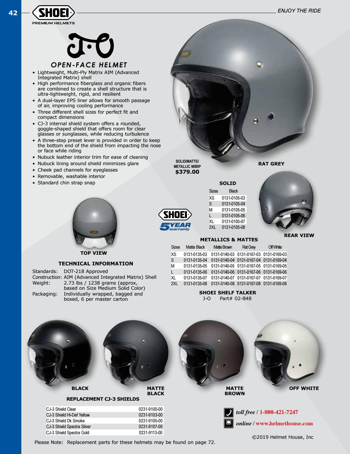 7a0c8040 2019 Helmet House Full Catalog by Helmet House Inc. - issuu