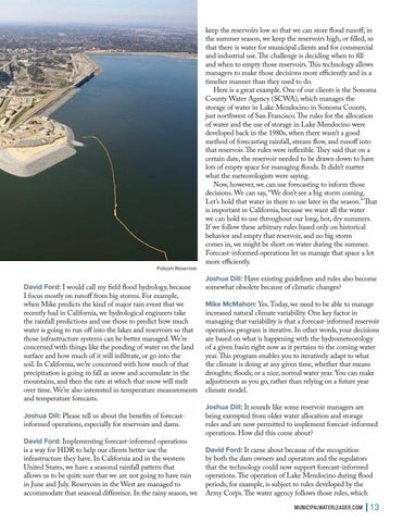 Page 13 of How HDR Is Implementing Forecast-Informed Reservoir Operations