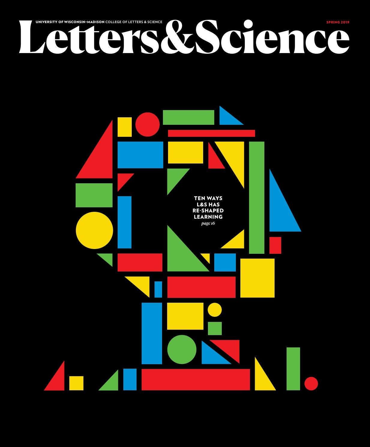 Letters & Science – Spring 2019 by College of Letters