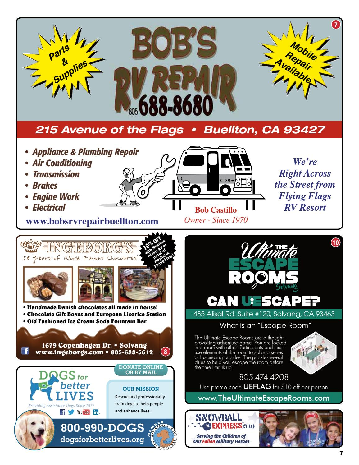 Flying Flags Rv Resort By Ags Texas Advertising Issuu