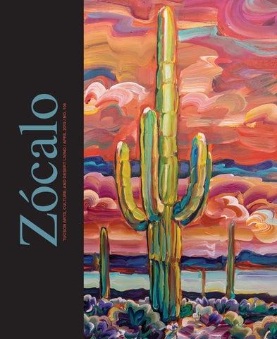Zocalo Magazine - April 2019 by Zocalo Magazine - issuu