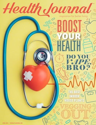 Health Journal – April 2019 by Health Journal issuu
