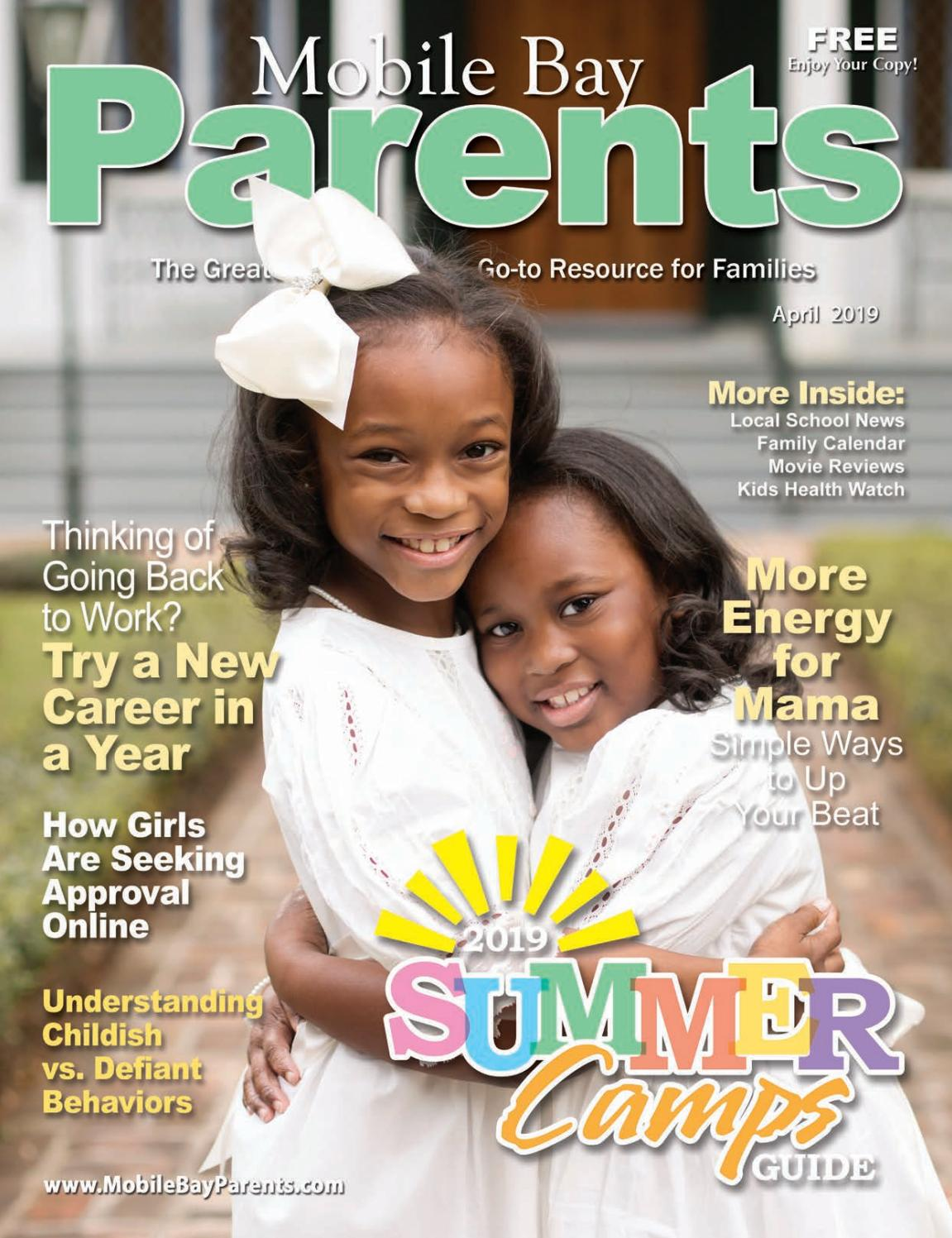 Mobile Bay Parents April 2019 by KeepSharing - issuu