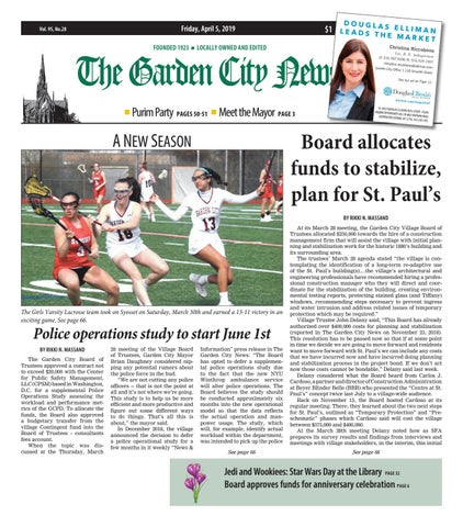 The Garden City News (4/5/19) by Litmor Publishing - issuu