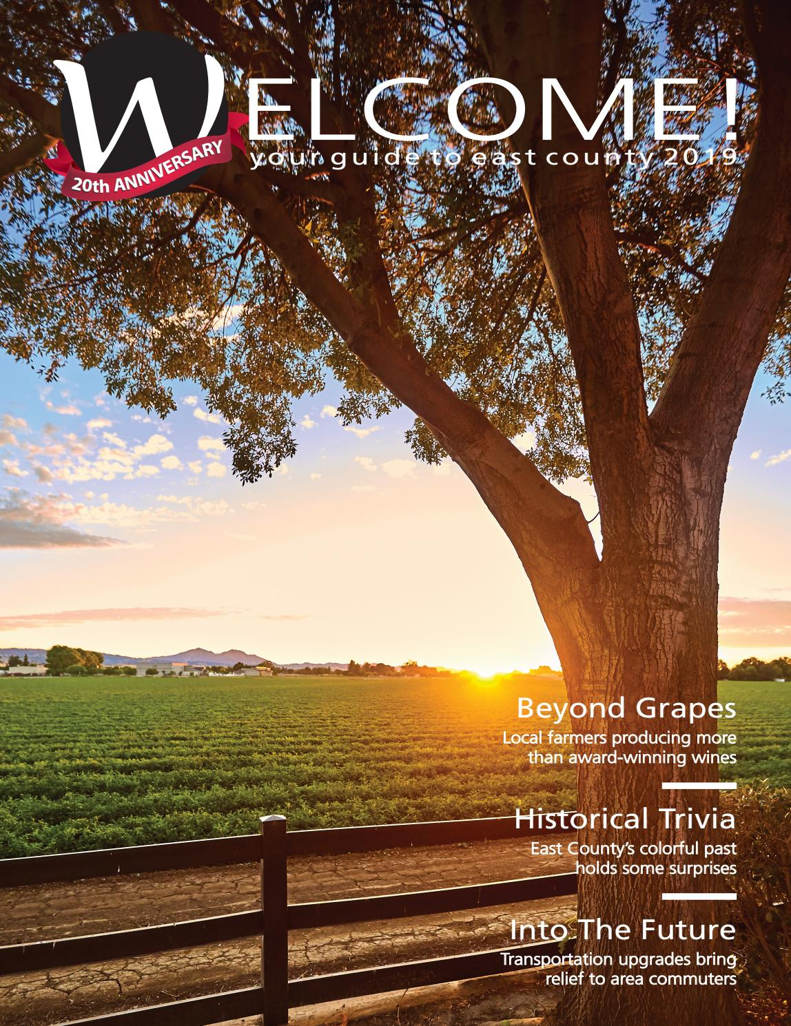 Welcome Guide 2019 by Brentwood Press & Publishing - issuu