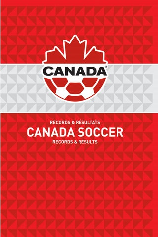 6e47b350 2019 Canada Soccer Records & Results by Canada Soccer - issuu