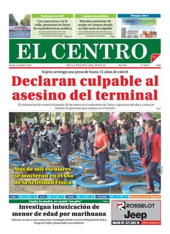 ed71dad120 Diario 05-04-2019 by Diario El Centro S.A - issuu