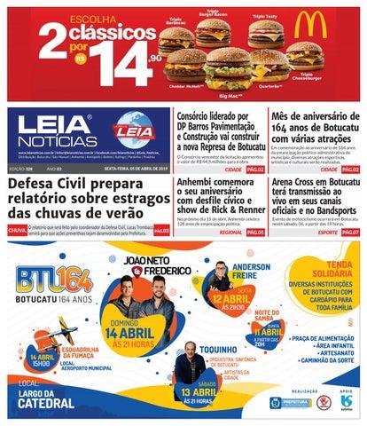59d532985 Jornal Leia Notícias - Edição 328 by Leia Noticias - issuu