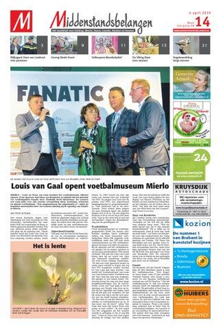 49a05f85b35 4 april 2019 We e k Jaargang 68 Hét weekblad voor Geldrop, Mierlo, Heeze,  Leende, Sterksel en Nuenen