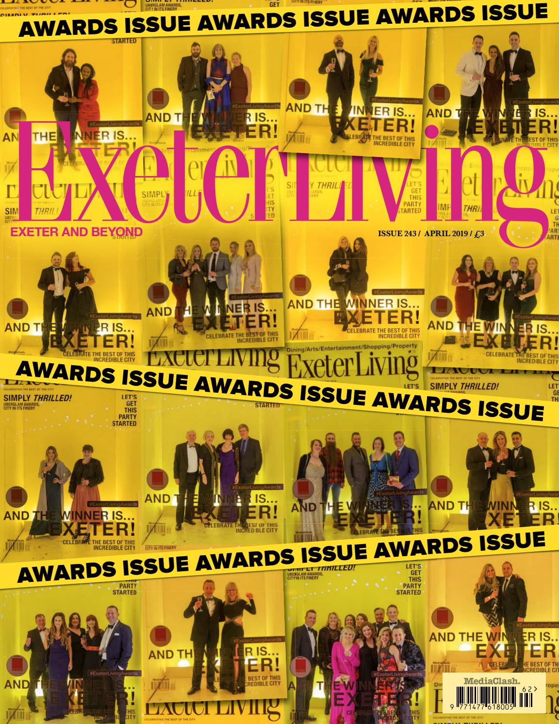 32f968d7329 Exeter Living - Issue 243 by MediaClash - issuu