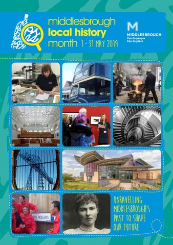 a54af78fd Local History Month 2019 by Love Middlesbrough - issuu