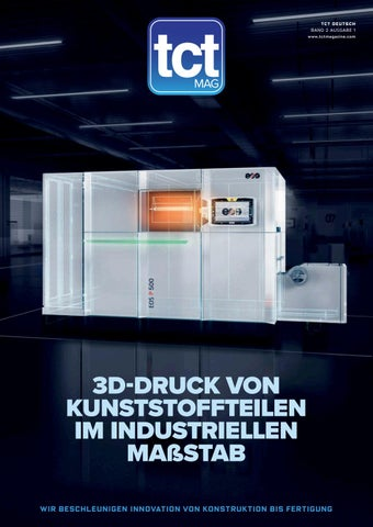 TCT Germany 2.1 by TCT Magazine issuu