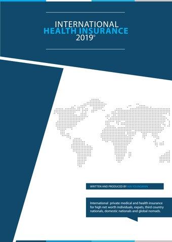 International Health Insurance and iPMI 2019 - The