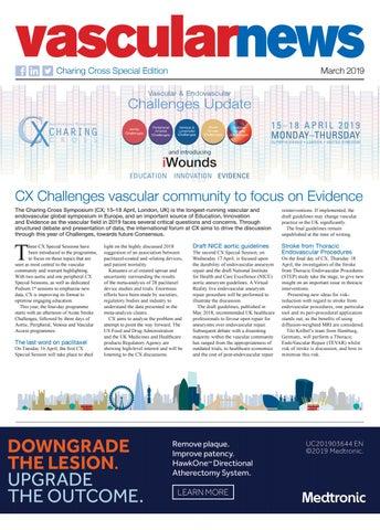 Vascular News — CX 2019 Special Edition US by BIBA
