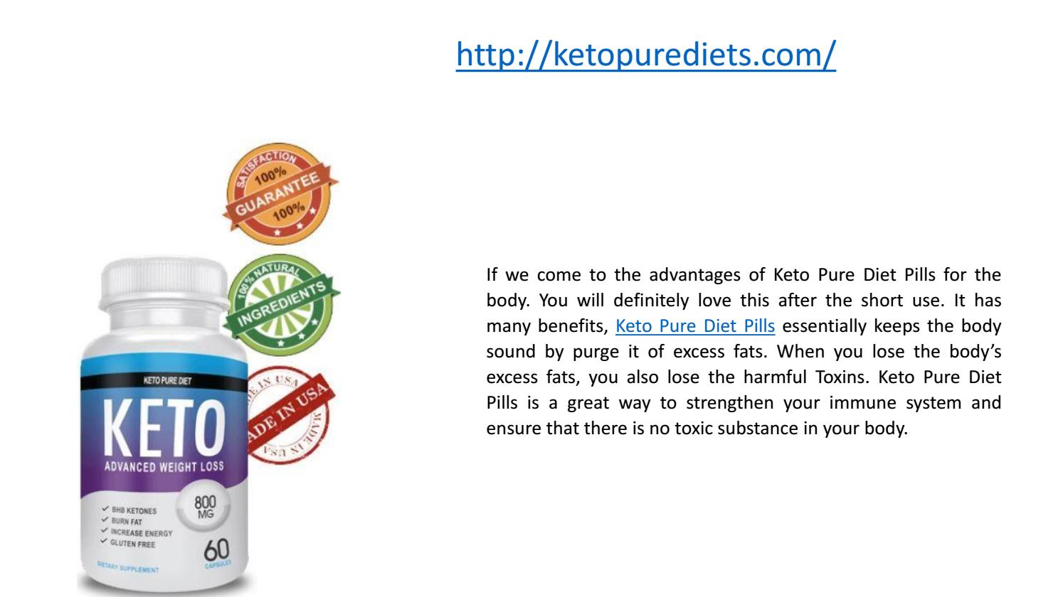 keto pure diet contact us